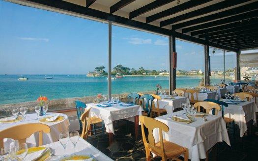 Restaurant La Corniche à Brignogan Plages